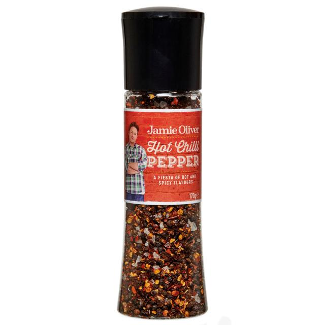 Jamie Oliver Hot Chilli Pepper
